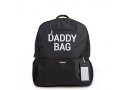 Childhome Torba Daddy Bag Black