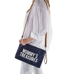 Mommys Treasures Navy-White Childhome