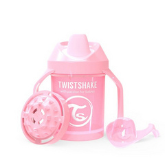 Twistshake® Mini Cup 230ml Pastel Pink