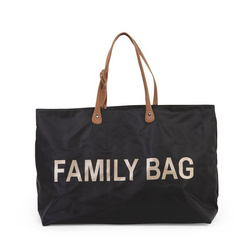 Childhome Torba Family Bag - Black