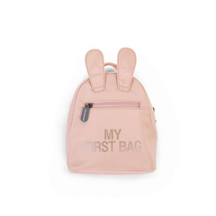 Childhome dječji ruksak 'MY FIRST BAG' pink