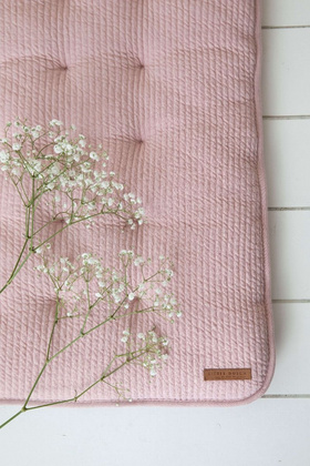 Podloga za igru Little Dutch 80x100 – Pure Pink