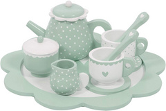 Set za čaj Little Dutch - Mint