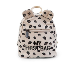 Childhome dječji ruksak 'MY FIRST BAG' Leopard