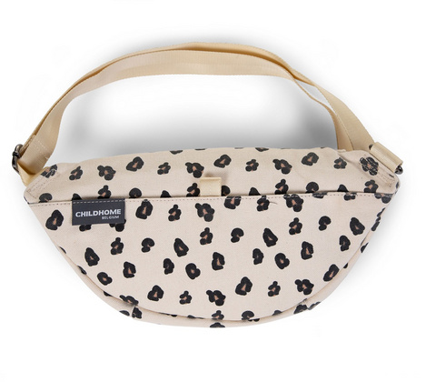 Childhome Banana Bag On the Go Leopard