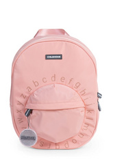 Childhome ruksak za školu ABC - Pink Copper