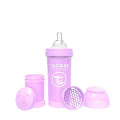 Twistshake® Anti-Colic Pastel Purple 260ml