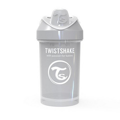 Twistshake® Crawler cup 300ml Pastel Grey