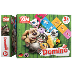 Talking Tom & friends domino