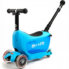 Romobil Mini Micro 2GO Deluxe Plus Blue
