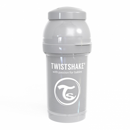 Twistshake® Anti-Colic 260ml Pastel Grey