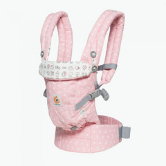 Ergobaby Original Adapt nosiljka, Hello Kitty, Play Time roza