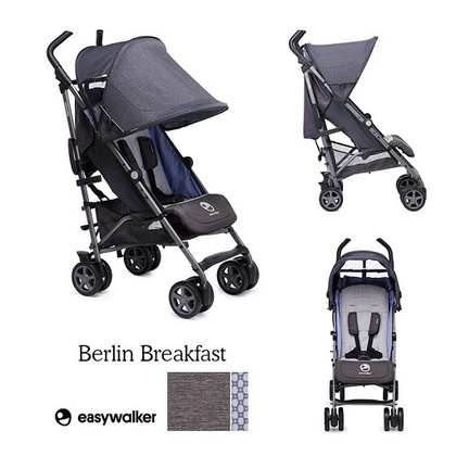 Easywalker Buggy+ Berlin Breakfast