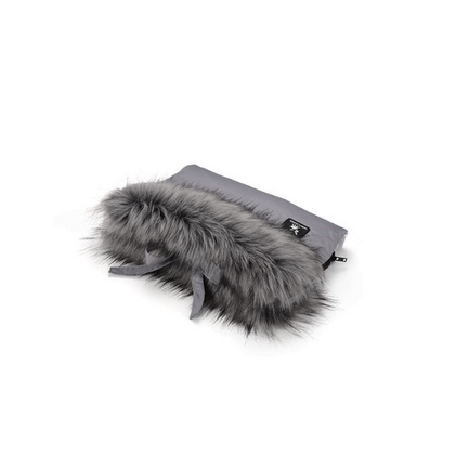 Muff za voziček Cottonmoose - Grey