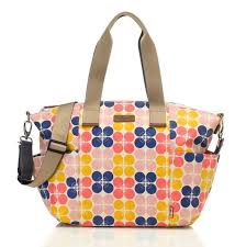 Babymel Evie Floral Dot Fruity