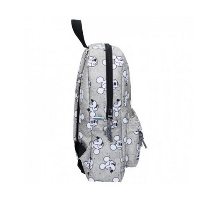 My Little Bag® Nahrbtnik Mickey Mouse Go For It! Grey