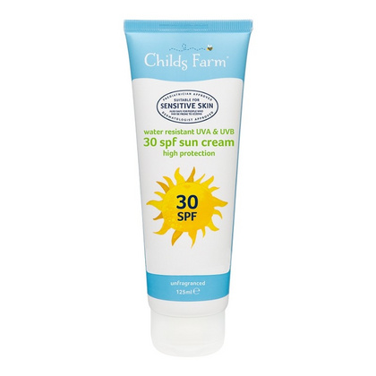 Childs Farm krema za sončenje 30SPF 125ml