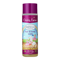 Childs Farm Hair & Body Blackberry & Organic Apple