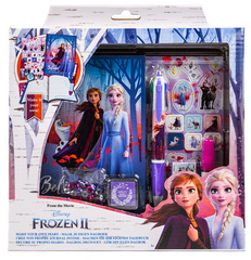 Disney Frozen 2 dnevnik super set