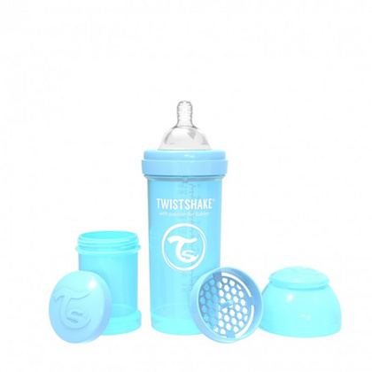 Twistshake® Anti-Colic Pastel Blue 260ml