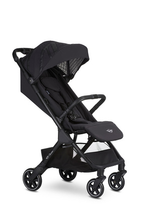 Otroški voziček MINI by Easywalker Buggy Snap JACKEY - Oxford Black