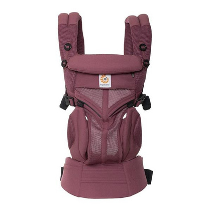 Ergobaby Cool Air Omni 360 nosilka, Plum
