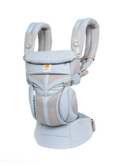 Ergobaby Omni 360 nosilka Cool air, Chambray