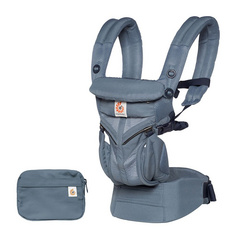 Ergobaby Cool Air Omni 360 nosilka, Oxford Blue