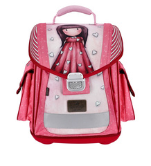 Gorjuss šolska torba Little Love 25L (1. triada)