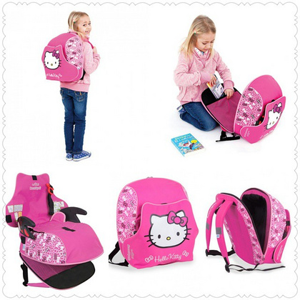 Trunki zložljivi avtosedež-BoostApak Hello Kitty