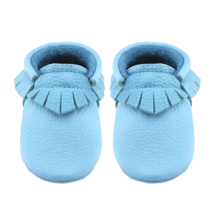 Little Lambo Fringe Baby Blue
