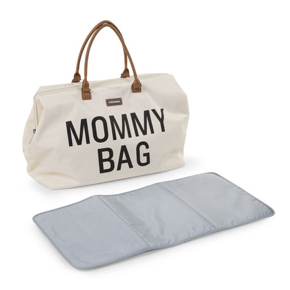 Mommy Bag Big Off White