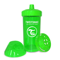 Twistshake Crawler/Kid cup Green