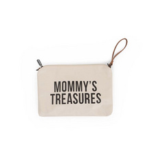 Torbica Mommy Treasures White-Black