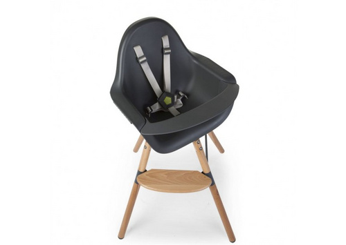 Otroški stol Childhome Evolu ONE.80° Anthracite/Natural