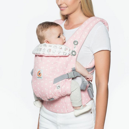Nosilka Ergobaby ADAPT - Hello Kitty