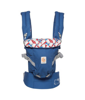 Ergobaby Adapt - Hello Kitty Clasic