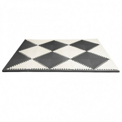 Tappeto componibile Play Spots Skip Hop - Black/Cream