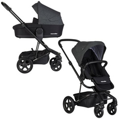 Passeggino Easywalker Harvey 2 - Night Black