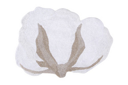 Tappeto bambino Lorena Canals - Cotton Flower
