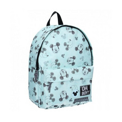 Zaino My Little Bag® Mickey Mouse Go For It! Mint