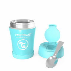 Twistshake® Portapappa termico 350ml blue