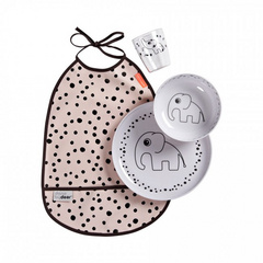 Done by Deer® Set pappa Happy Dots Powder