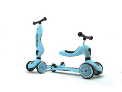 Scoot & Ride Highwaykick 1 Bluberry