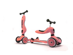 Scoot & Ride Highwaykick 1 Peach
