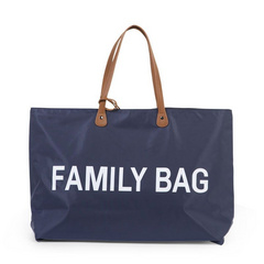 Borsa Childhome Family Bag - Navy