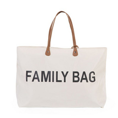 Borsa Childhome Family Bag - White