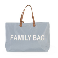 Borsa Childhome Family Bag - Light Grey