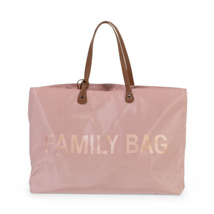 Borsa Childhome Family Bag - Pink