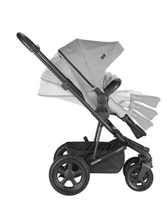 Passeggino Easywalker Harvey 2 All-Terrain -